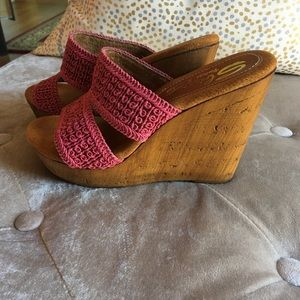 Shoes - Brand New. Sbicca Vintage Collection wedge.